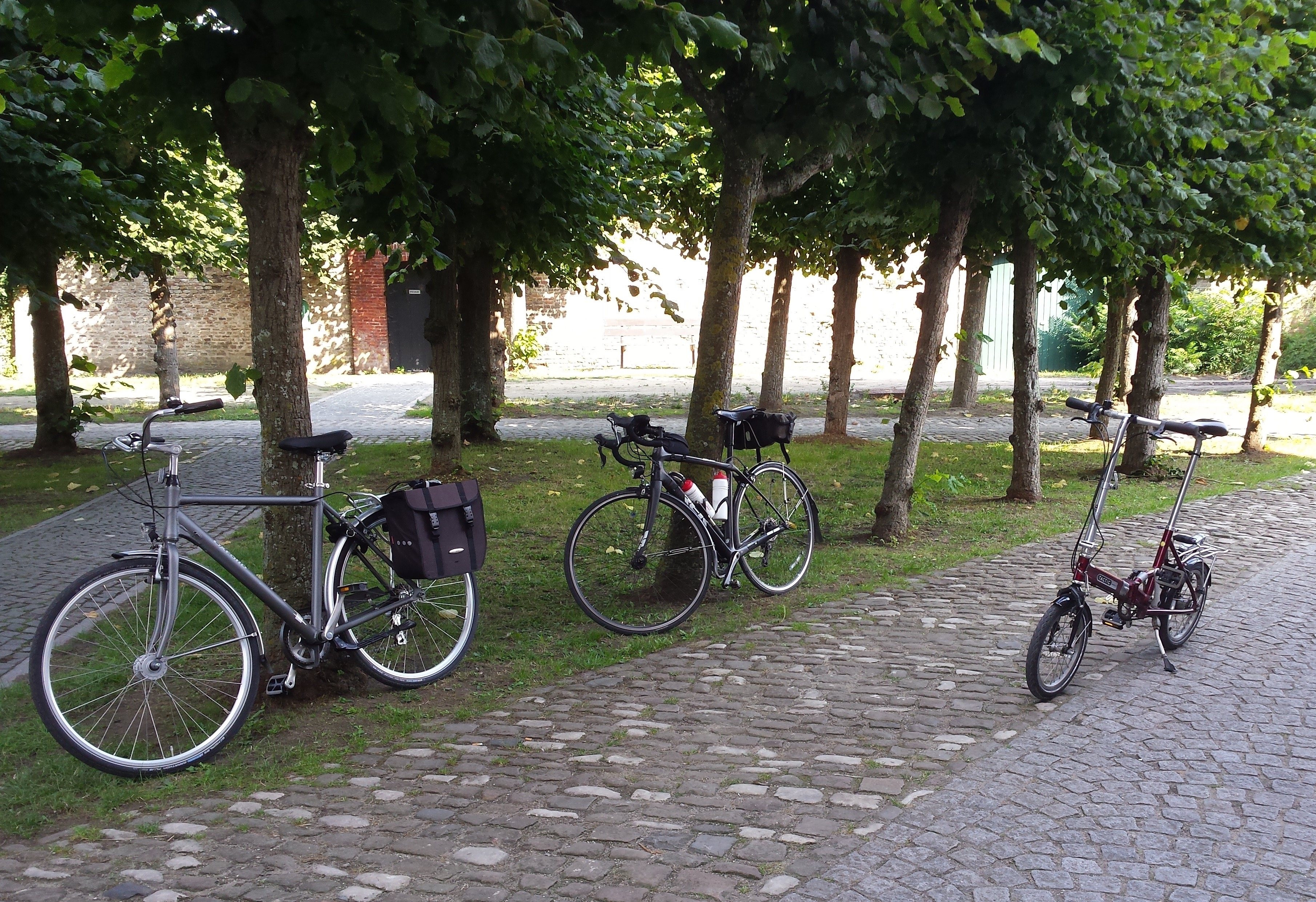 Cycling from Brugge to Leuven – Unravel Travel